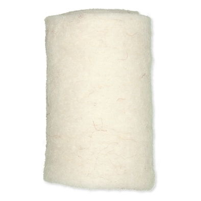 Wollband 12cm x 1m creme Nr.2983-70